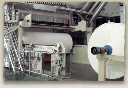 Contract Manufacturing paper products