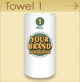 Paper Towel - 1 pack