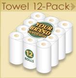 Paper Towel - 12 pack
