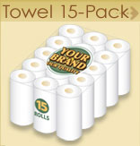 Paper Towel - 15 pack