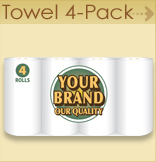 Paper Towel - 4 pack