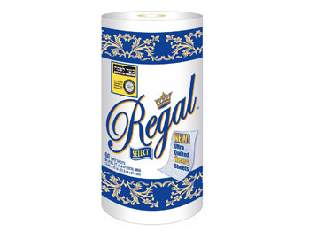 Regal - Kosher Single Roll Towel 60ct